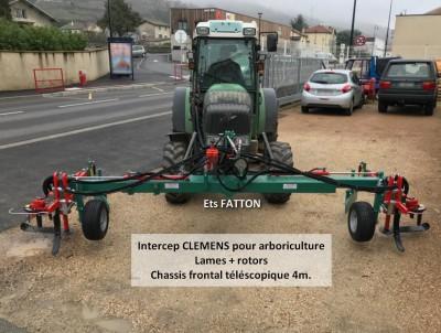 Inter-cep CLEMENS pour arboriculture