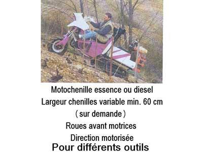 Moto-chenilles