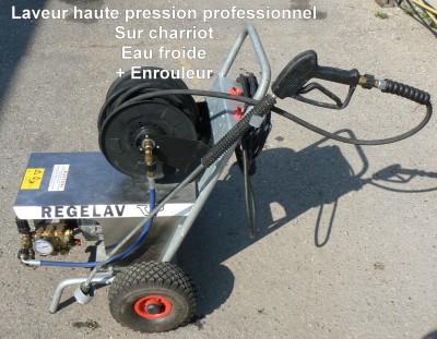 Laveur haute pression professionnel