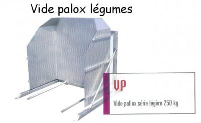 Vide palox légumes série légère