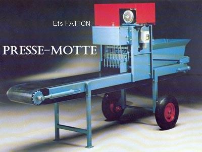 Presse-motte salades EM86