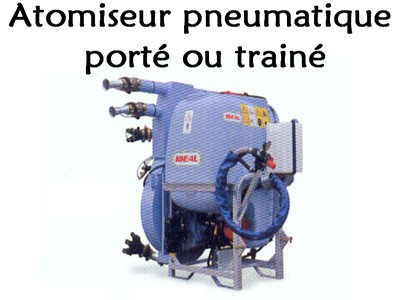 Atomiseur pneumatique