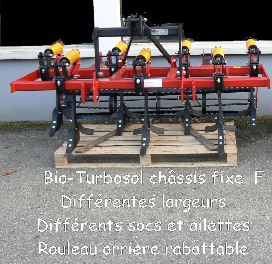 Bio-Turbosol châssis fixe F