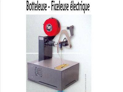 Botteleuse - Ficeleuse électrique