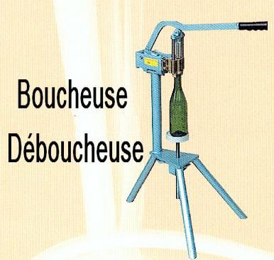 Boucheuse / Déboucheuse