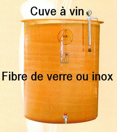 Cuve à vin