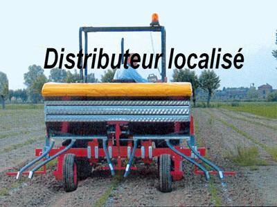 Distributeur localisé