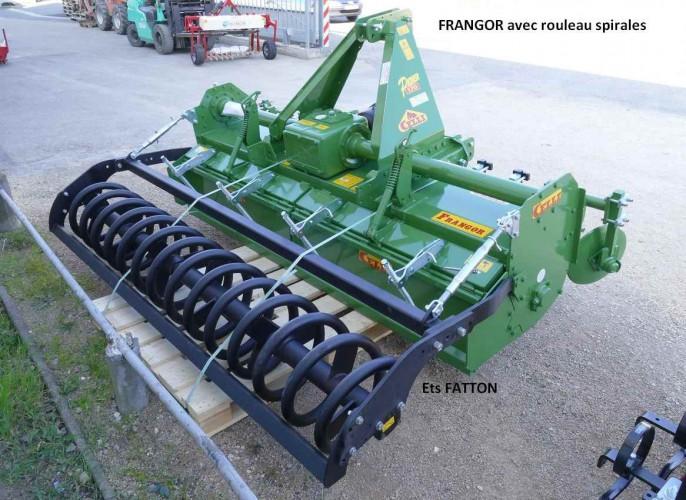 FRANGOR CELLI rotor couteaux droits ou à pointes
