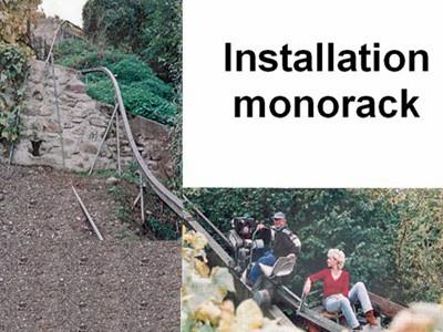 Installation monorack