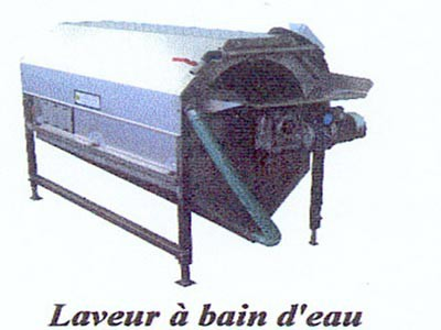Laveur à bain d'eau BRIAND