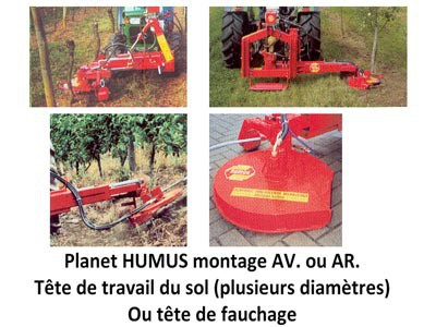 Planet HUMUS