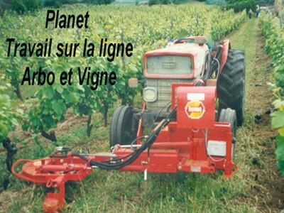 Planet, travail sur la ligne