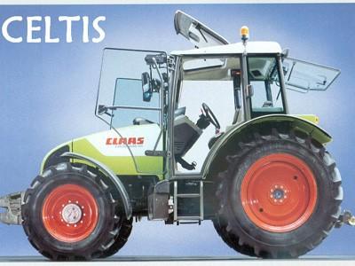 Tracteur CELTIS