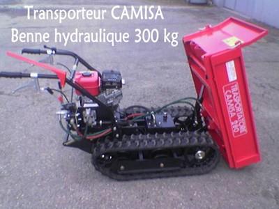 Transporteur CAMISA