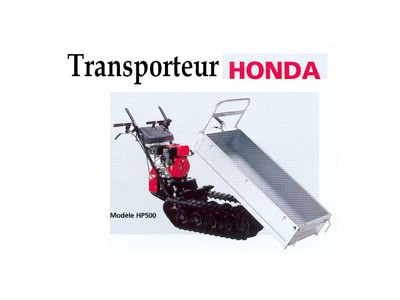 Transporteur HONDA